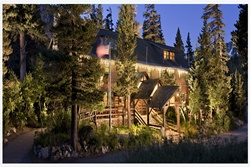 pet freindly resort in mammoth, ca