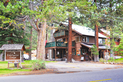 pet friendly hotel in mammoth, california