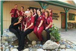 veterinarian in mammoth, california